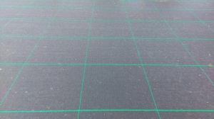 3.3m Wide Mypex Type Woven permeable ground cover