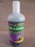 Grazers G3 for protection against CABBAGE WHITE BUTTERFLIES, CATERPILLARS ETC